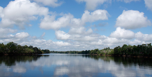 Schutzsee Empangau – Ein gutes Beispiel für nachhaltige Bewirtschaftung von nat. Ressourcen.