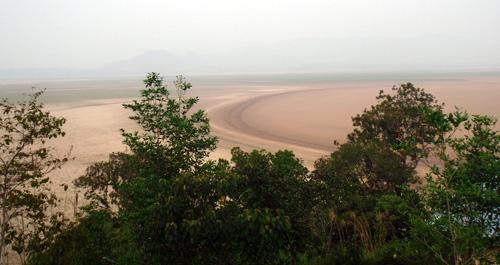 Danau Luar (Nationalpark Danau Sentarum) im September 2009. Foto: Thilde